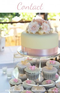 Wedding cakes Rainbow Beach