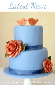Wedding cakes Montville Maleny Flaxton Kenilworth Sunshine Coast Hinterland