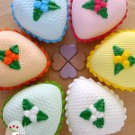Small Candy Hearts  |  Bonnie's Cakes & Kandies