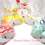 Candy hearts by Bonnie's Cakes & Kandies. Pictured: candy hearts in single & mixed flavours. Great for bonbonniere or Valentine's Day gifts.