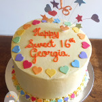 Rainbow birthday cakes Gympie