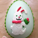 Large Candy Rabbit Egg  |  Bonnie's Cakes & Kandies, Gympie wholesale candy Easter egg manufacturer.