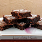 Peanut butter brownies Gympie Brisbane