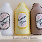 Candy Stubby - a great gift idea for not just Easter, but Father's Day, retirement parties, wedding bonbonnieres and more.