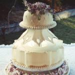 Vintage Wedding Cake – Rockhampton