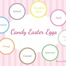 Handmade gluten free dairy free candy Easter eggs Australia Bonnies Cakes & Kandies