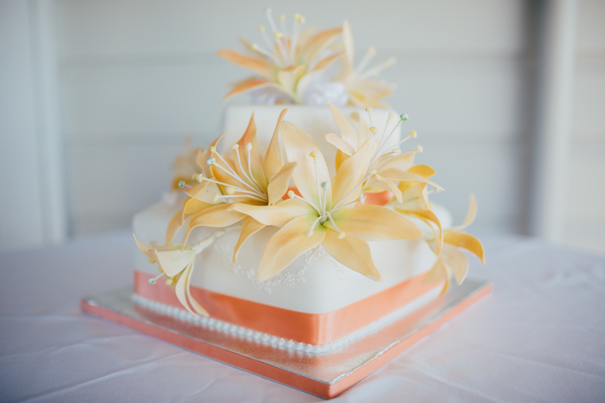 Montville wedding cakes and photography