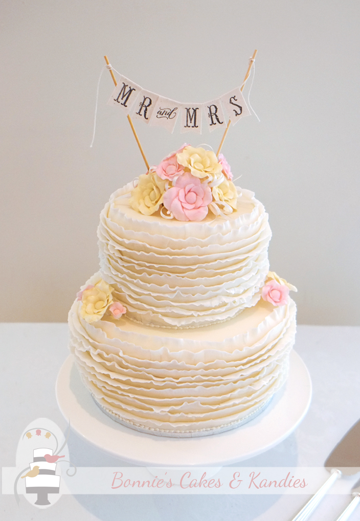 Wedding cakes Maleny