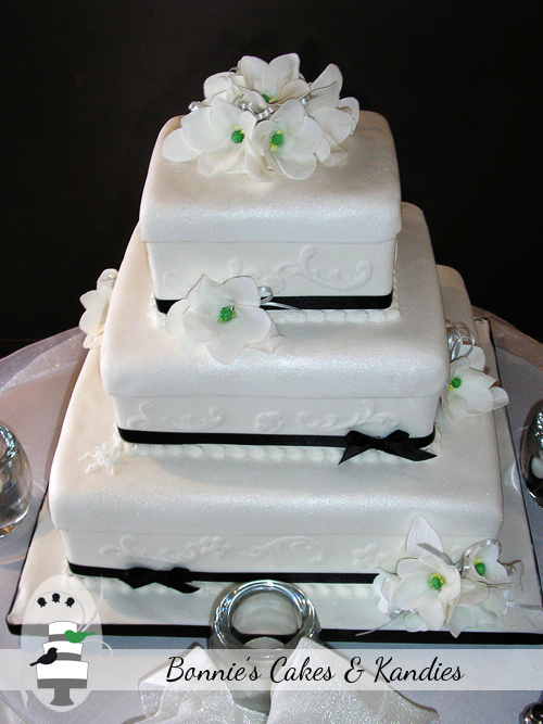 Maleny wedding cakes