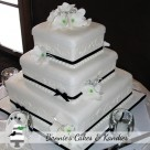 Maleny Wedding Cake Sunshine Coast Hinterland Cake Decorator