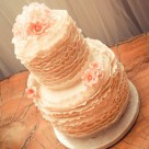 Gold Coast Wedding Cake