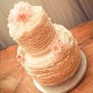 Gold Coast Wedding Cake