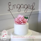 Engagement Cakes Gympie Sunshine Coast Rainbow Beach