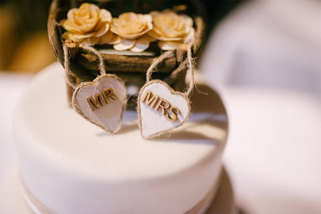 Fraser Island Wedding Cake