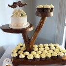 Gympie wedding cakes and cupcakes