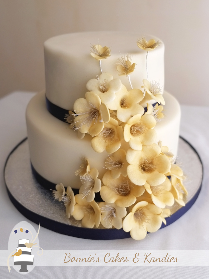 Montville Wedding Cake