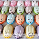 Small Candy Rabbits Candy Easter Eggs Australia