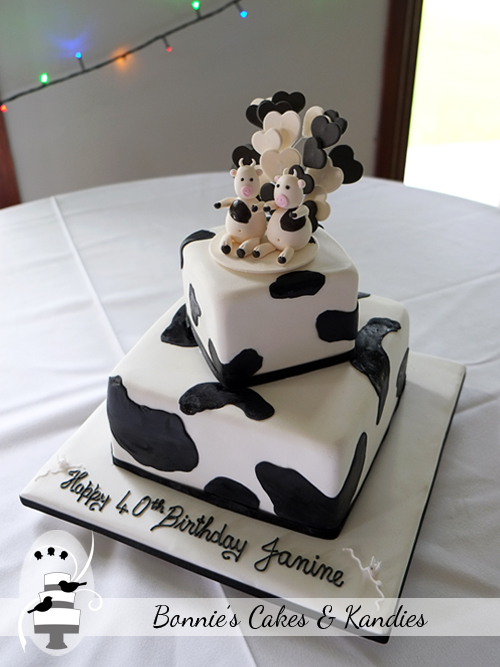 Nut free birthday cake