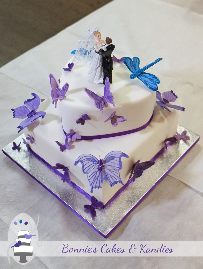 Gympie wedding cake decorator