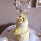 Flaxton Gardens Wedding Cake