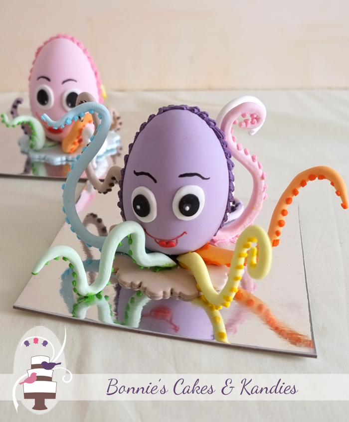Candy Octopus