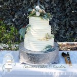 A sunny spring day for Belinda & Edward  {Hervey Bay wedding cake}
