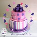 New Year, New Beginnings  {Baby Shower Cake}