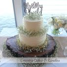 Noosa wedding cake
