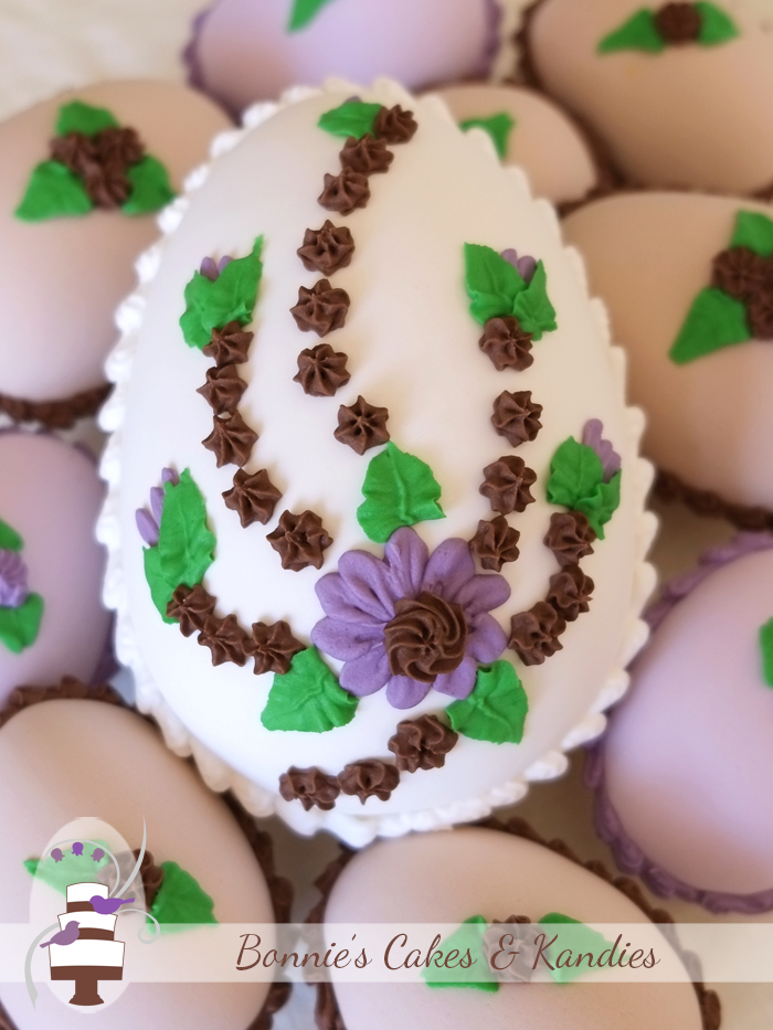 Gluten free handmade candy Easter eggs Bonnies Cakes and Kandies Gympie Queensland Australia