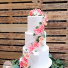 Gluten free wedding cake Queensland Bonnies Cakes and Kandies