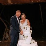 Simon & Prue's Fraser Island Wedding {with Alan Hughes Photography}